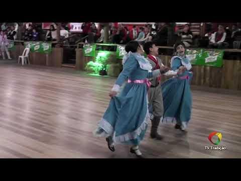 Lucas, Ana Julia e Isadora  - Danças Tradicionais de Par - 4º Festival Pioneiro da Tradição