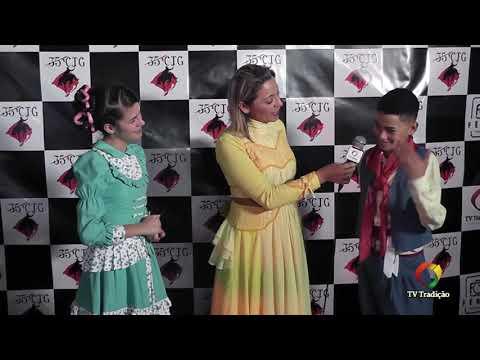 Entrevista: Kaio e Fabieli - Danças Tradicionais de Par - 4º Festival Pioneiro da Tradição