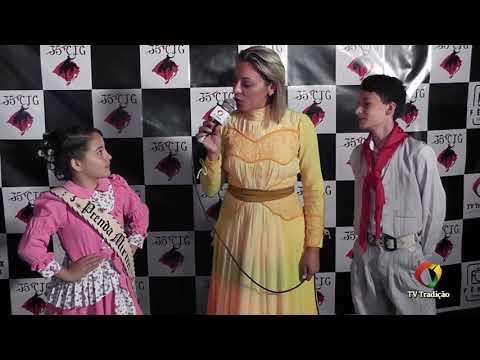 Entrevista: Lucas e Leona - Danças Tradicionais de Par - 4º Festival Pioneiro da Tradição