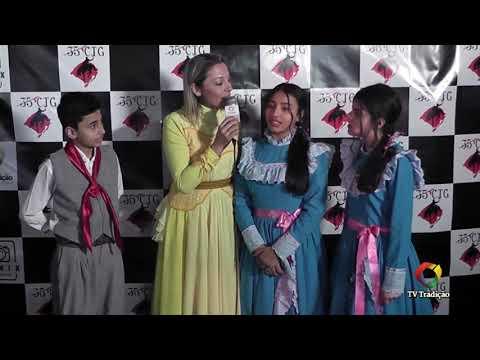 Entrevista: Lucas, Ana Julia e Isadora - 4º Festival Pioneiro da Tradição