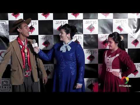 Entrevista: Patrick e Sofia – Danças Tradicionais de Par – 4º Festival Pioneiro da Tradição