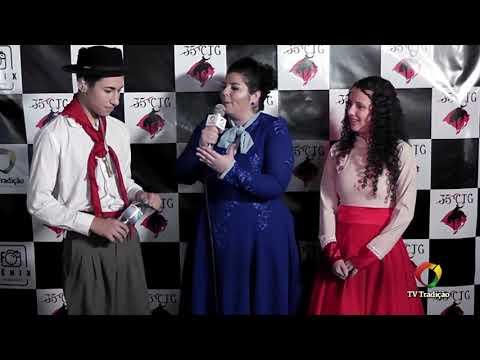 Entrevista: Rafael e Carla – Danças Tradicionais de Par – 4º Festival Pioneiro da Tradição