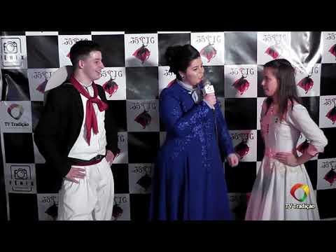 Entrevista: Guilherme e Laura – Danças Tradicionais de Par – 4º Festival Pioneiro da Tradição