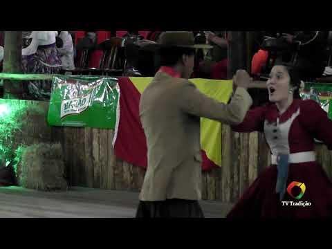 Patrick Lima e Sofia Silva – Danças Tradicionais de Par – 4º Festival Pioneiro da Tradição