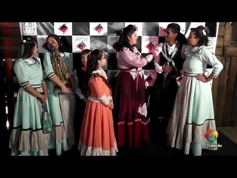 Entrevista: CTG Chilena de Prata - Juvenil - 4ª Festival Pioneiro da Tradição