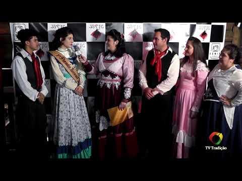 Entrevista: CTG Raízes do Sul - Juvenil - 4ª Festival Pioneiro da Tradição