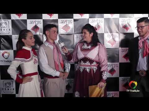 Entrevista: DTG Figueira Velha - Juvenil - 4ª Festival Pioneiro da Tradição