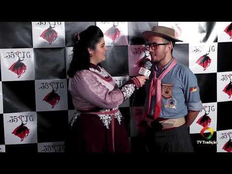Entrevista: Peão da 1ª RT  - 4ª Festival Pioneiro da Tradição