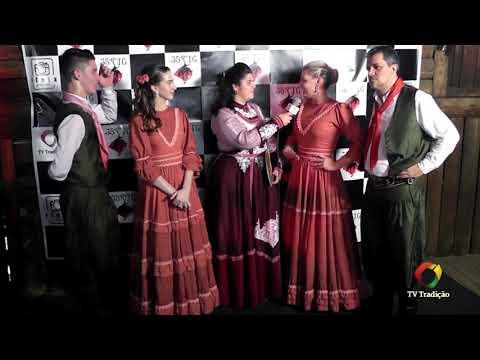 Entrevista: GAN Anita Garibaldi - Juvenil - 4ª Festival Pioneiro da Tradição