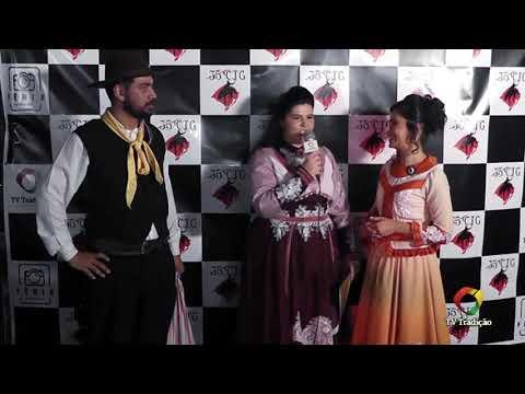 Entrevista: CTG Caudilho Guaibense - Adulta - 4ª Festival Pioneiro da Tradição