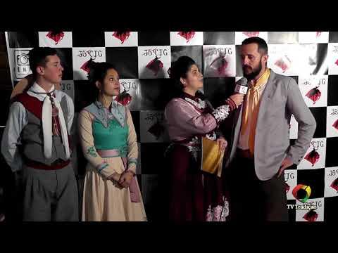 Entrevista: CTG Porteira do Litoral - Juvenil - 4ª Festival Pioneiro da Tradição