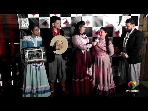 Entrevista: CTG Sentinela Farroupilha - Juvenil - 4ª Festival Pioneiro da Tradição