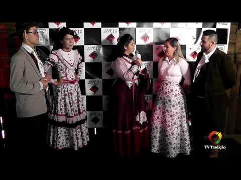 Entrevista: CTG Sentinela do Rio Grande - Juvenil - 4ª Festival Pioneiro da Tradição