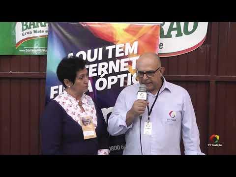 Entrevista: Elenir Winck -  68º Congresso Tradicionalista Gaúcho