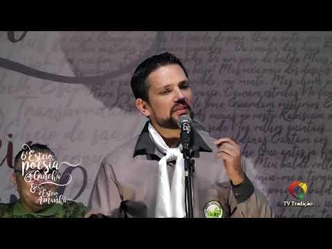 6º Esteio da Poesia Gaúcha - Prefeito Leonardo Pascoal