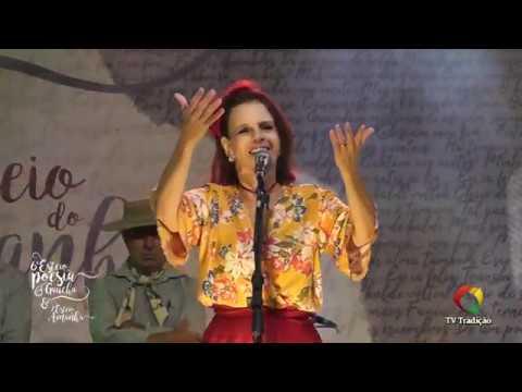6º Esteio da Poesia Gaúcha - Declamação - Tânia Goulart