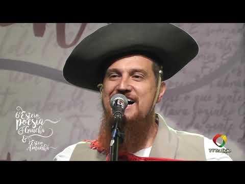 Pedro Garoa - 6º Esteio da Poesia